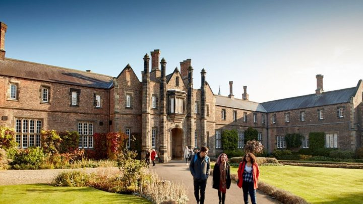 You Can Be Studying For Your Degree In 2019 With York St John University