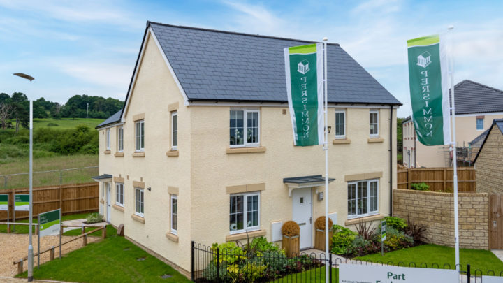 Are you looking for a special place to call home? Persimmon Homes could be the answer