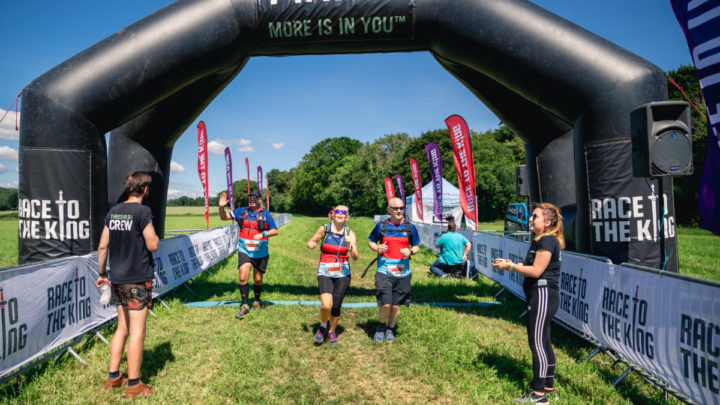 Challenge yourself for Help for Heroes