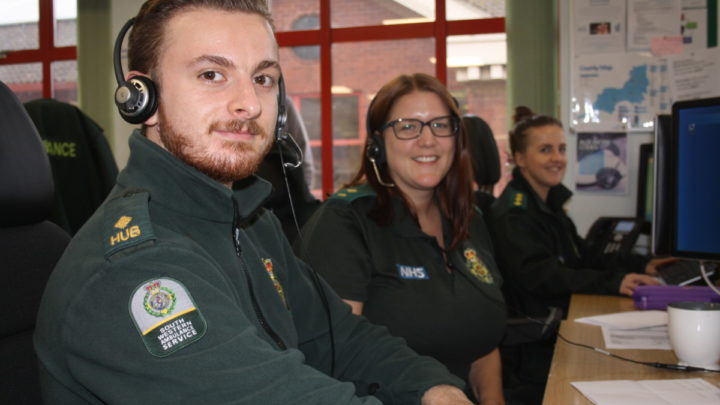 999 Emergency Call Handlers – Operating a lifeline
