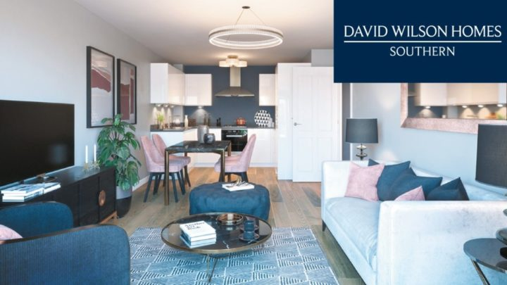 David Wilson Homes Southern new homes for the new year