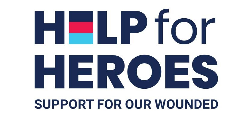 Help for Heroes – Never Say Never