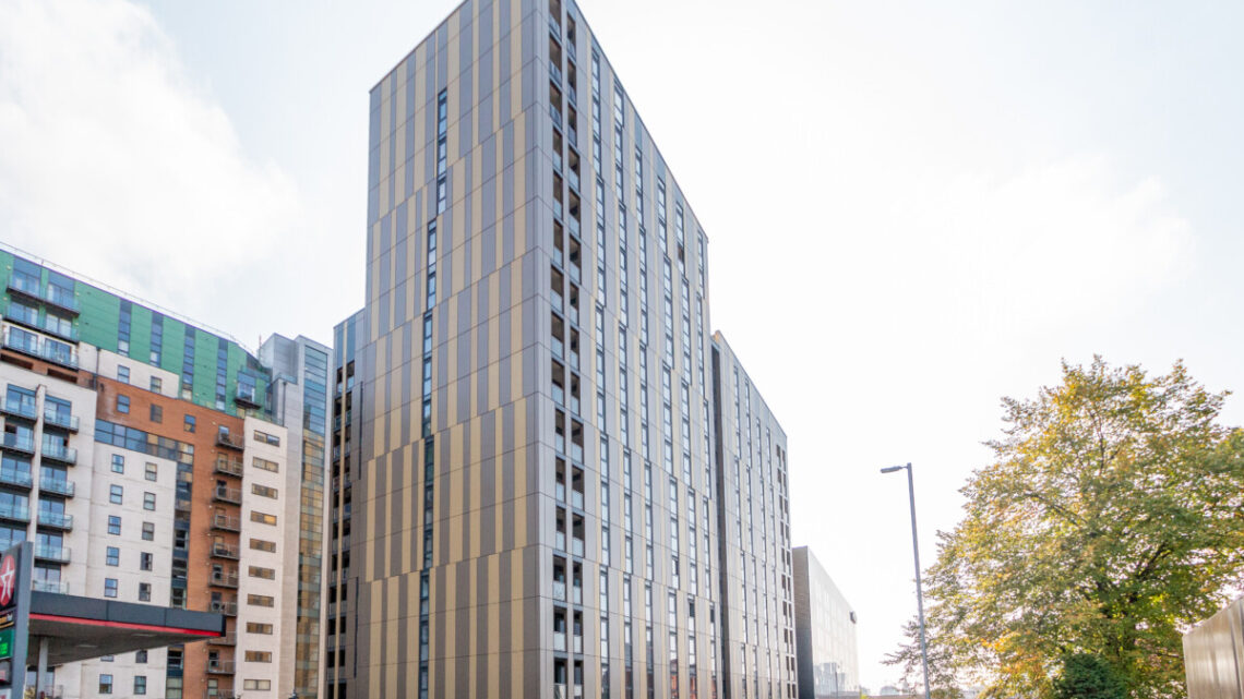 Purchase a brand new apartment in Manchester using Forces Help to Buy