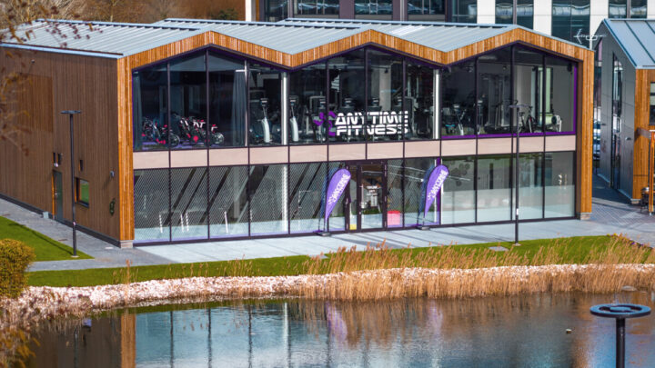 Take command of your future, with your own Anytime Fitness UK health club.