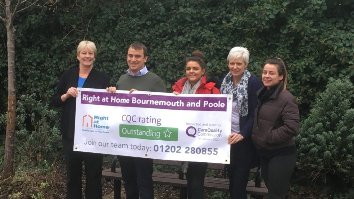 Right at Home – trusted homecare franchising