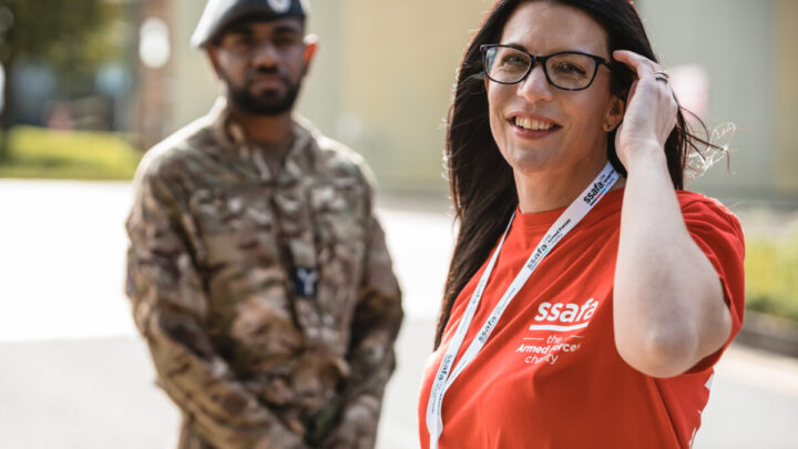 There's so much more to SSAFA