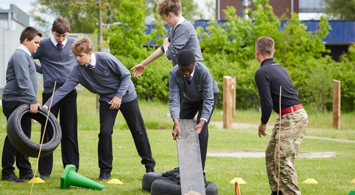 Commando Joe's, the UK's leading character education provider