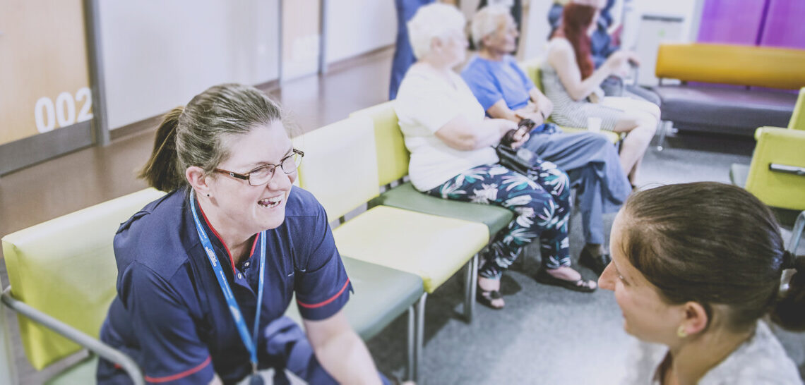 City Health Care Partnership CIC – helping people to live healthier, happier lives