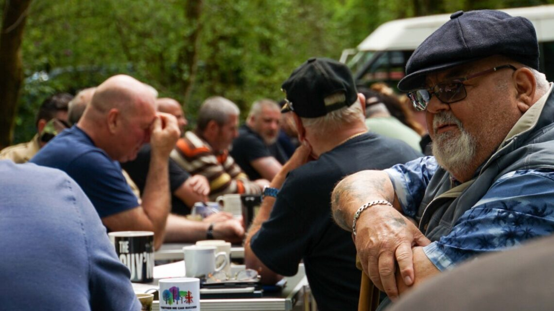 Battling On – A small West Country Veterans project punching above its weight