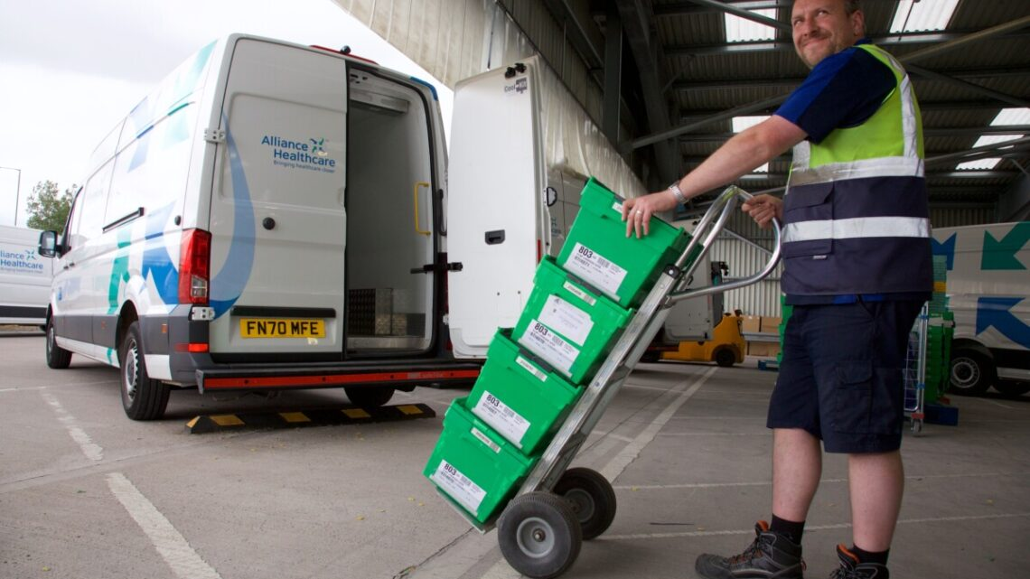 Drive your way to success and work for the UK's largest Pharmaceutical wholesaler