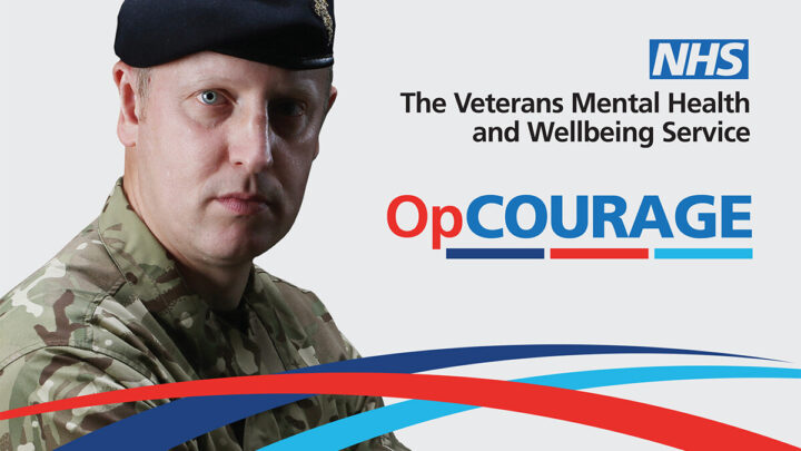 Specialist care and support for Service-leavers, Reservists, Veterans and their families.